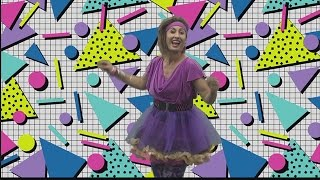 Trini's 80's Music Video