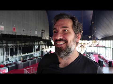 SINFONIMA Backstage bei der West Side Story - Interview mit Percussionist Enrico