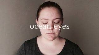 Billie Eilish - Ocean Eyes (Cover) | Megan Lynne