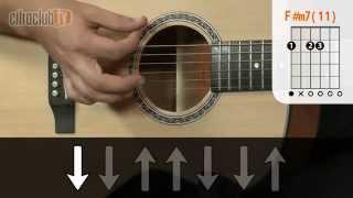 Videoaula Uma Nova História (aula de violão simplificada)