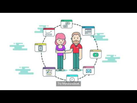 Mynewsdesk - Explainer video