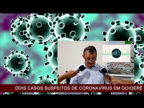 Prefeito Pedro Coelho informa que temos dois casos suspeitos de coronavírus - Cidade Portal