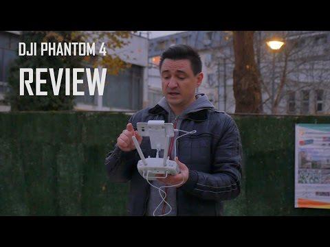 UNBOXING & REVIEW - DJI Phantom 4
