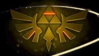 AFTER EFFECTS + C4D | Triforce FREE 3D Zelda Intro Template