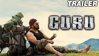 Guru (2018) Official Hindi Dubbed Trailer | Venkatesh, Ritika Singh, Nassar, Tanikella Bharani