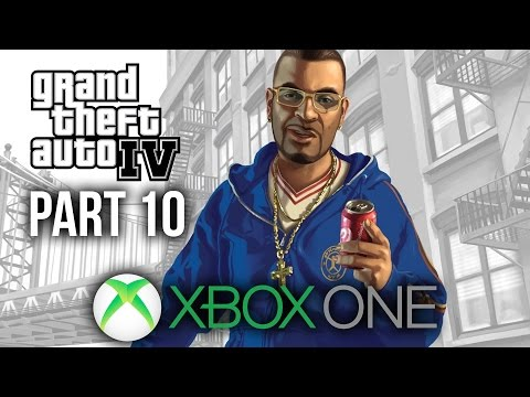GTA 4 Xbox One Gameplay Walkthrough Part 10 - MANNY