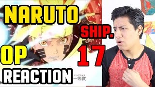 "Naruto Shippuden Opening 17 ""Kaze"" -ナルト- 疾風伝 Live Reaction"