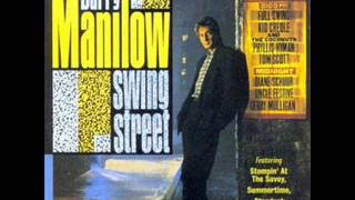 """Barry Manilow: """"Stomping at the Savoy"""""""