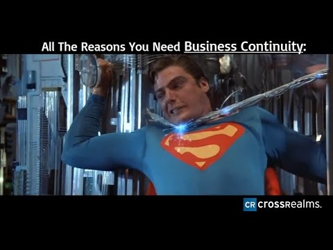 All The Reasons You Need Business Continuity