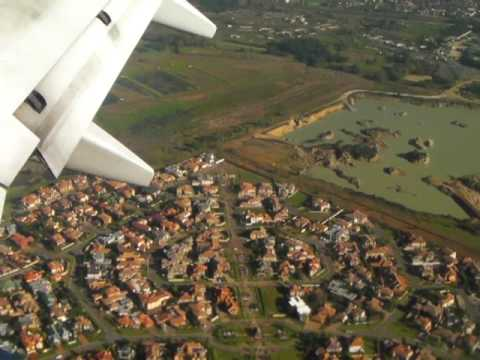 Smooth landing in Johannesburg 2