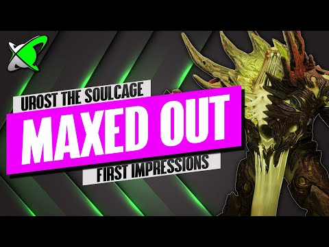 MAXED OUT UROST THE SOULCAGE | Scarab King & Ice Golem First Impressions | RAID: Shadow Legends