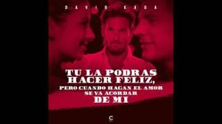 David kada- Se va acordar de mi ( Audio oficial )