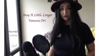 Stay A Little Longer Cover