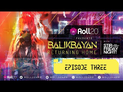 Balikbayan: Returning Home with Stir Friday Night EP3