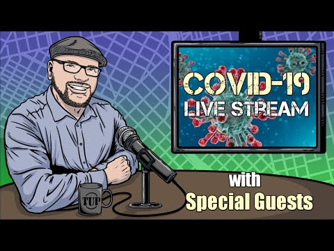 TUP Talks #3: COVID-19 Sheltering In-Place, Interviews and Q&A!