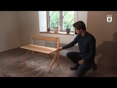 Ale kommun - Erik Järkil från Kilanda i samarbete med slovensk möbelfabrik