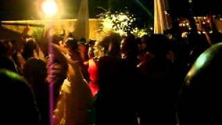 Matri de Fiore & Ale - Video Nº 4 - Inicia la hora loca