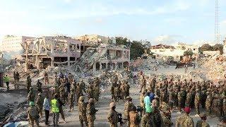 Somália: 'É um ato de covardia dos terroristas'