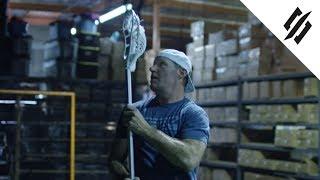 John Grant Jr | Weapon of Choice | Mark 2V Head, Type 3x Mesh, Metal 2 Shaft | StringKing