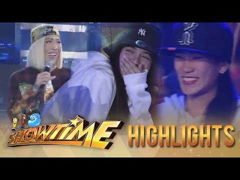 It's Showtime HypeBest: Vice meets Ate Girl Jackque look-alike