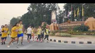 Khonkaen International Marathon 2015 (in 4K : Lumix LX100 )