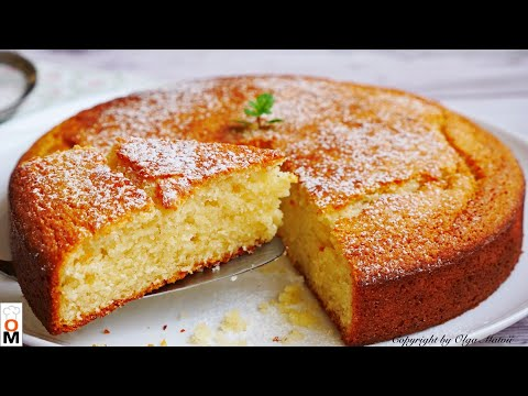 ВСЕ СМЕШАЛ И В ДУХОВКУ Манник на Кефире | SIMPLE PIE recipe