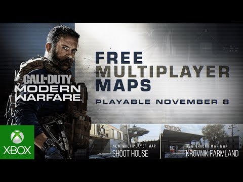 Call of Duty®: Modern Warfare®: Community Content Trailer