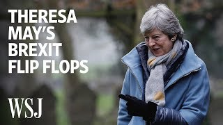 False Starts and Flip Flops: Why Theresa May Can't Find the Brexit