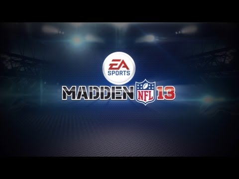 Madden 13 WiiU Full Game Review