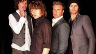 take that how deep is your love (lyrics)