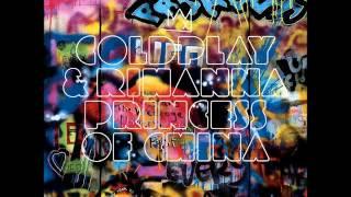 Coldplay Feat. Rihanna Princess of china Acoustic Version