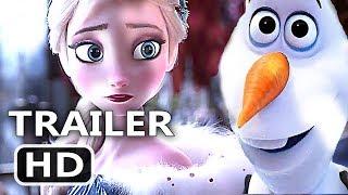 OLAF's Frozen Adventure TRAILER (Disney FROZEN Short Film - 2017)