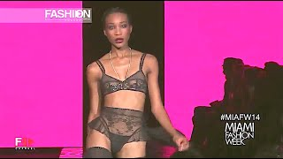 ANDRES SARDA` Fall 2014 Miami - Fashion Channel