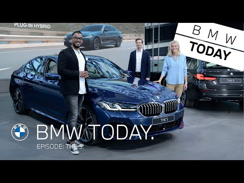 BMW TODAY – Episode 21: THE 5.