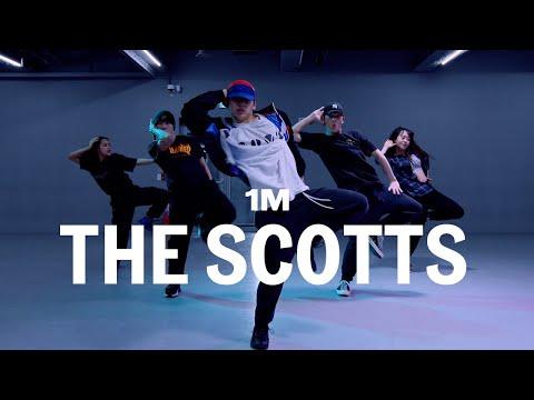 THE SCOTTS, Travis Scott, Kid Cudi - THE SCOTTS / Yumeki Choreography