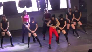 K-STAR 2017: Dance Cover by RoR Project - 4MINUTE - 미쳐(Crazy)