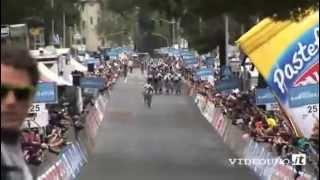 Giro D'Italia 2013: il passaggio per le vie di Matera