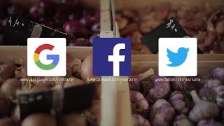 Animated Social Media Icons & Lower Thirds After Effects Templates