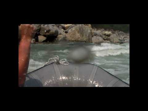 White Water Rafting On Karnali River Nepal