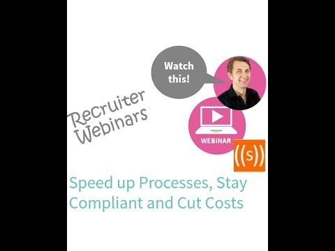 Speed up Process, Stay Compliant and Cut Costs with Sirenum
