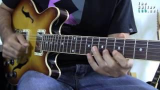 Herbie Hancock Guitar Lick - Fusion/Jazz/Bebop - TheGuitarLab.net -
