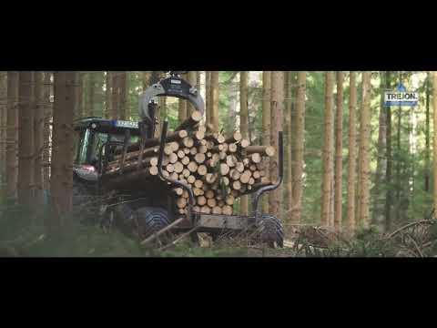 Trejon Multiforest MF1202 - Kort förhandstitt