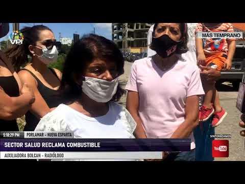 Nueva Esparta - Médicos piden cambio en esquema para surtir combustible - VPItv