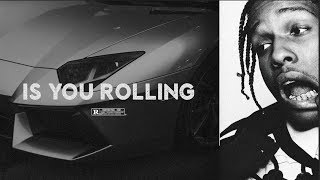 "(FREE) Travis Scott x Asap Rocky Type Beat - ""Is You Rollin"" Ft. Asap Ferg 
