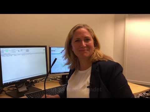 Träffa Frida Christensson, bolagschef Hogia Communications