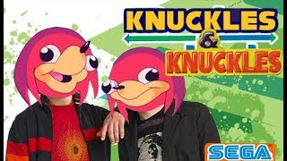 KNUCKLES SINGS FOUND A WAY (Drake & Josh Intro)