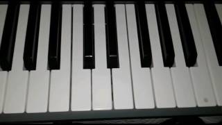 Abrazame Rombai-Piano-Tutorial