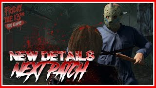 Combat Changes! | Weapon Swapping Unlock Level | CLOSER LOOK | Friday the 13th: The Game