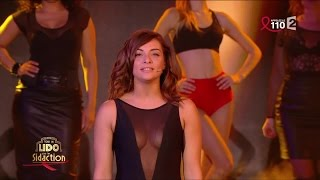 "Priscilla & la troupe de Flashdance - ""What a feeling"" - Sidaction 2016"
