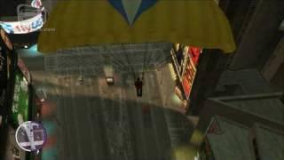 GTA: The Ballad of Gay Tony - Base Jumping - Pirate Building